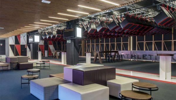 Espacios para eventos en Bilbao: San Mamés