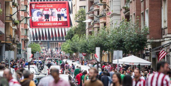 Eventos internacionales en Bilbao
