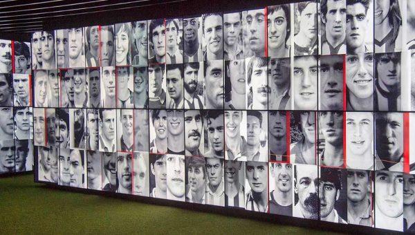 Athletic museo jugadores